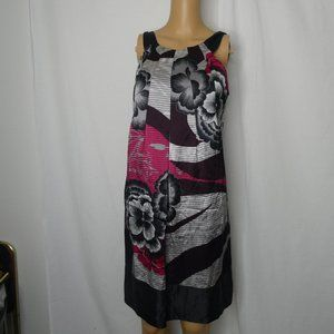 Ted Baker London Floral Abstract Silk Mini Dress 2
